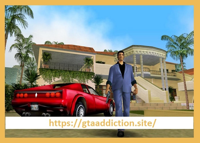 Download GTA Vice City iOS