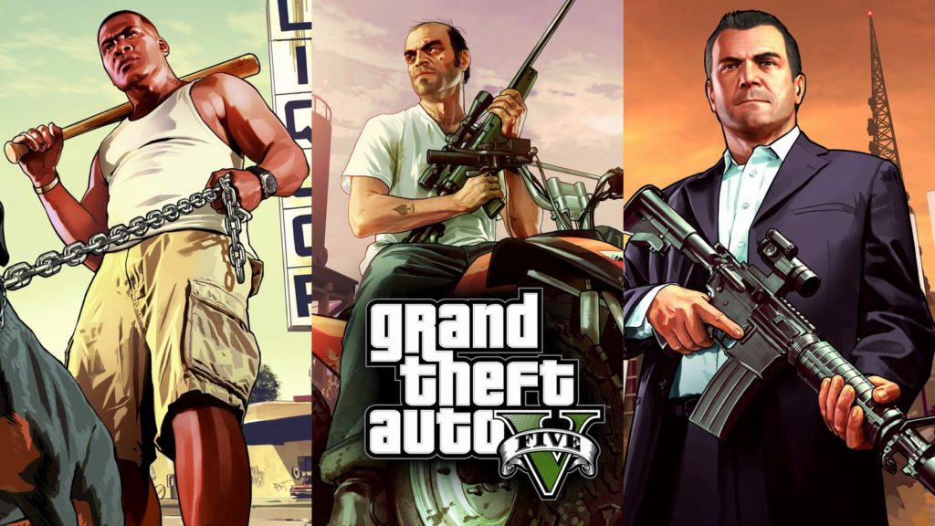 GTA 5 Wallpapers