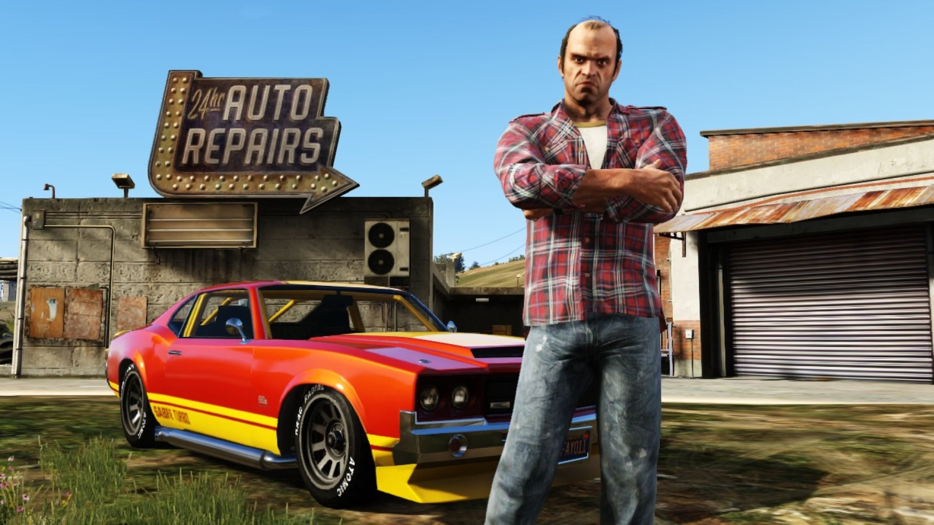 GTA 5 Wallpapers for PC