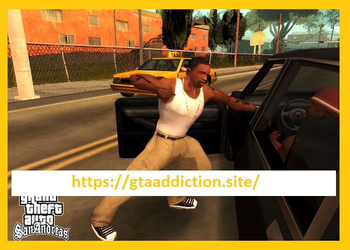 GTA San Andreas iOS