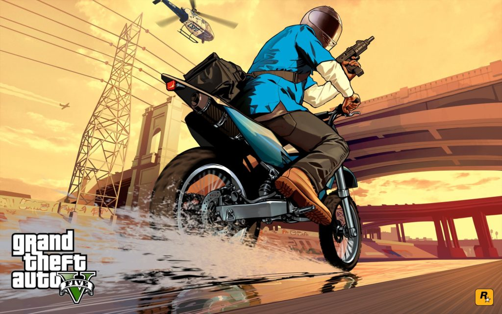GTA V Wallpapers for Mobile