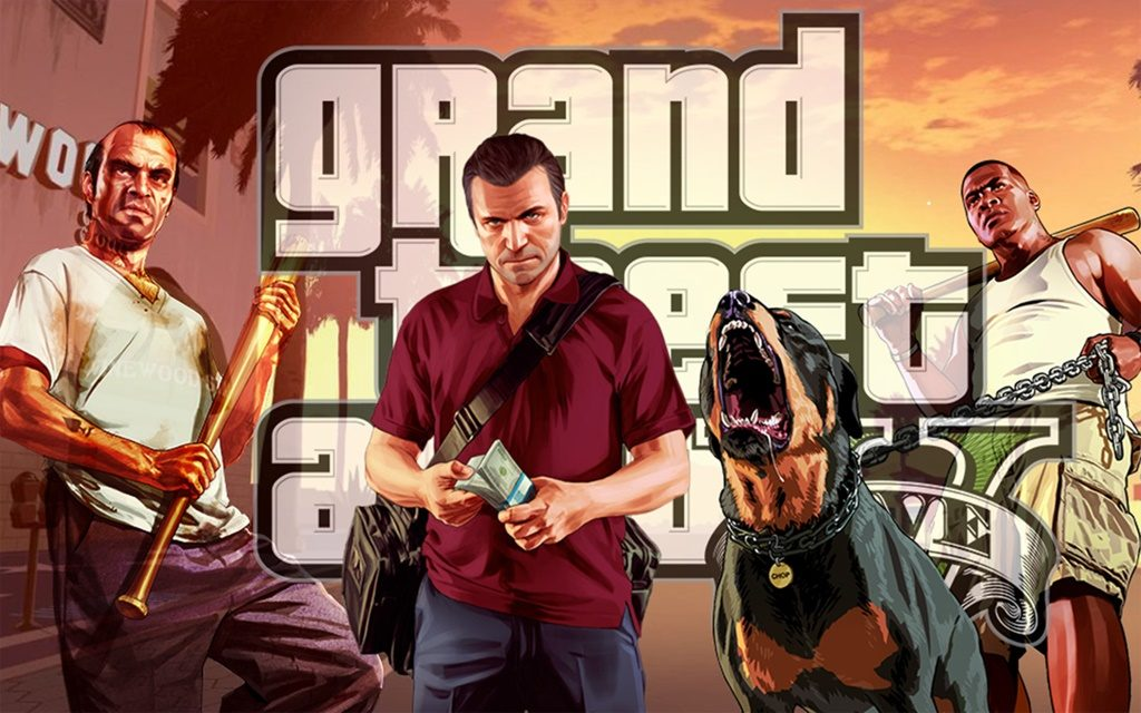 GTA V Wallpapers for PC